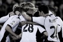 Soccer Team Embrace