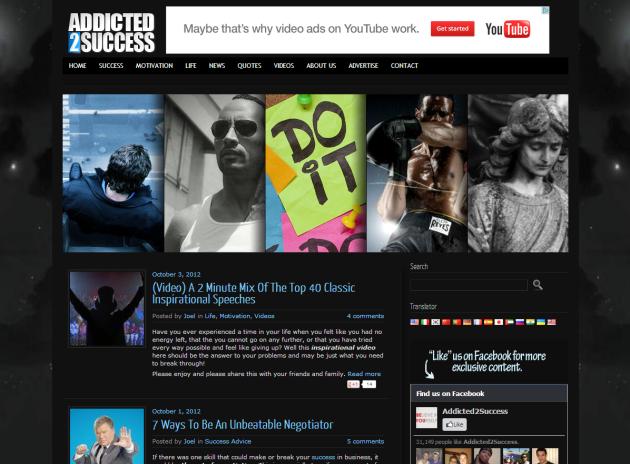 Addicted 2 Success Screenshot Copyright