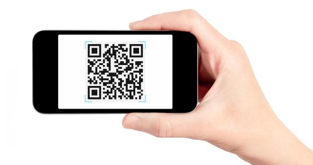 Mobile-QR-Code