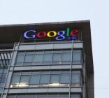 google logo building
