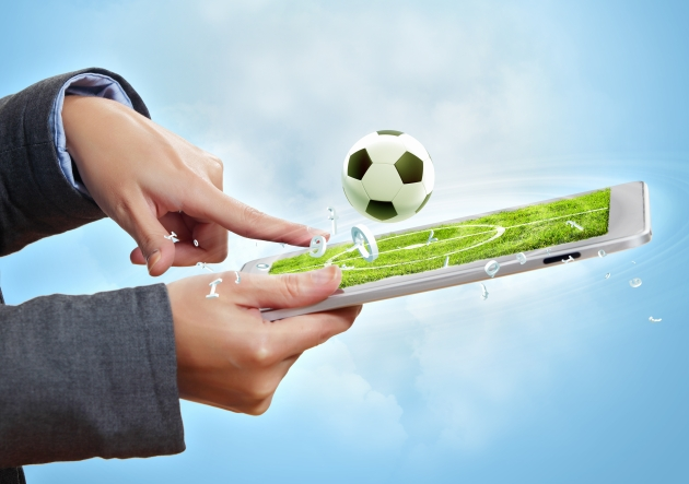 ipad games soccer